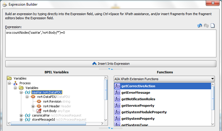 Talk SOA: Xquery or XPATH to check for the existence of element