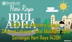 1440+ Kata Mutiara Ucapan Selamat Hari Raya Qurban, Puisi, Semangat Idul Adha 2019 dan Gambar