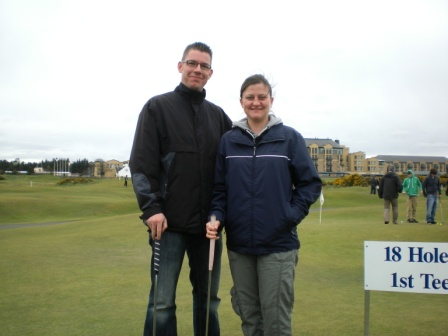 Crazy World of Minigolf Tour at the world's first Miniature Golf course