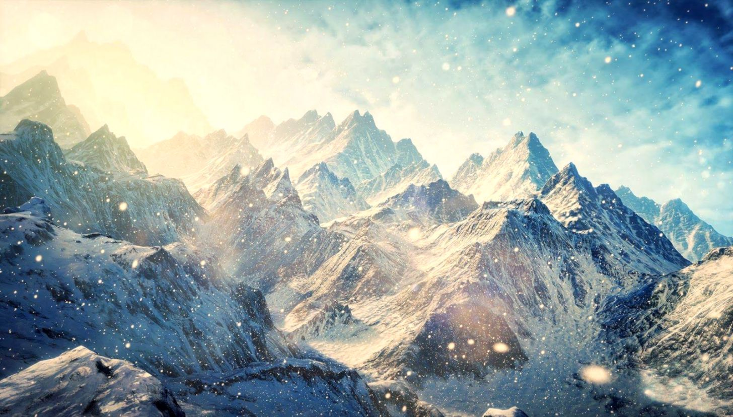 Snow Mountain Wallpaper Android Just Wallpapers