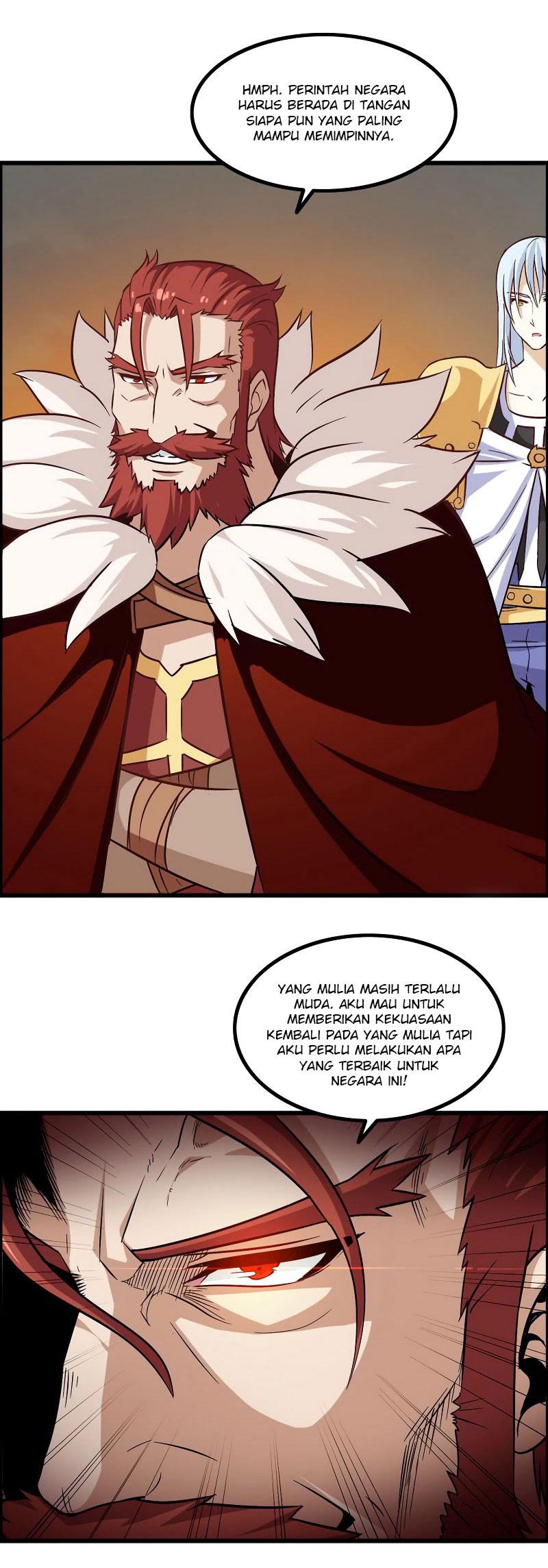Komik My Wife is a Demon Queen Chapter 46 Gambar 19