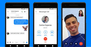 Messenger Lite video chat
