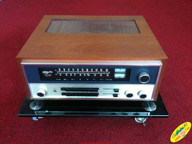 Amplifier McIntosh - 1900 - Made in USA