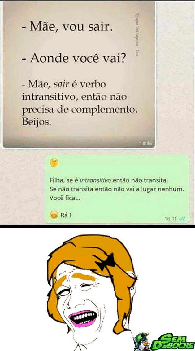 MÃE SENDO MÃE