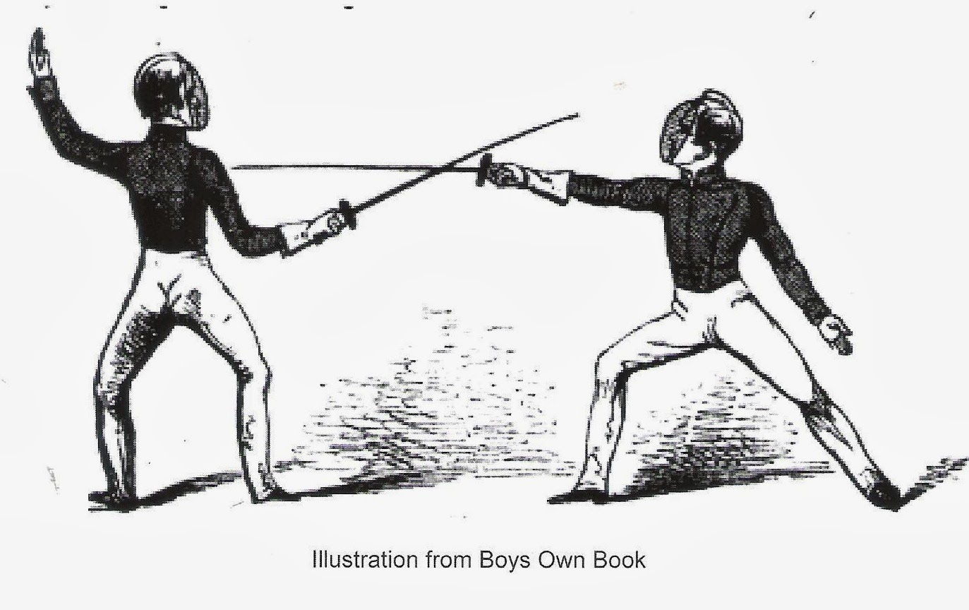 Victorian Fencing Society: The Study of Fencing in the
