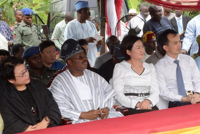 Image result for Oyo state governor and chinese
