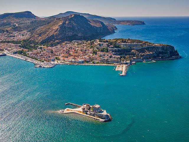 Εγκρίθηκε η δημοπράτηση της μαρίνας Ναυπλίου από το Περιφερειακό Συμβούλιο Πελοποννήσου