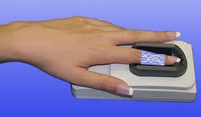 Sensores de venas Hitachi FingerVein