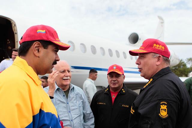 El Bandido embajador Diego Molero fue expulsado de Perú