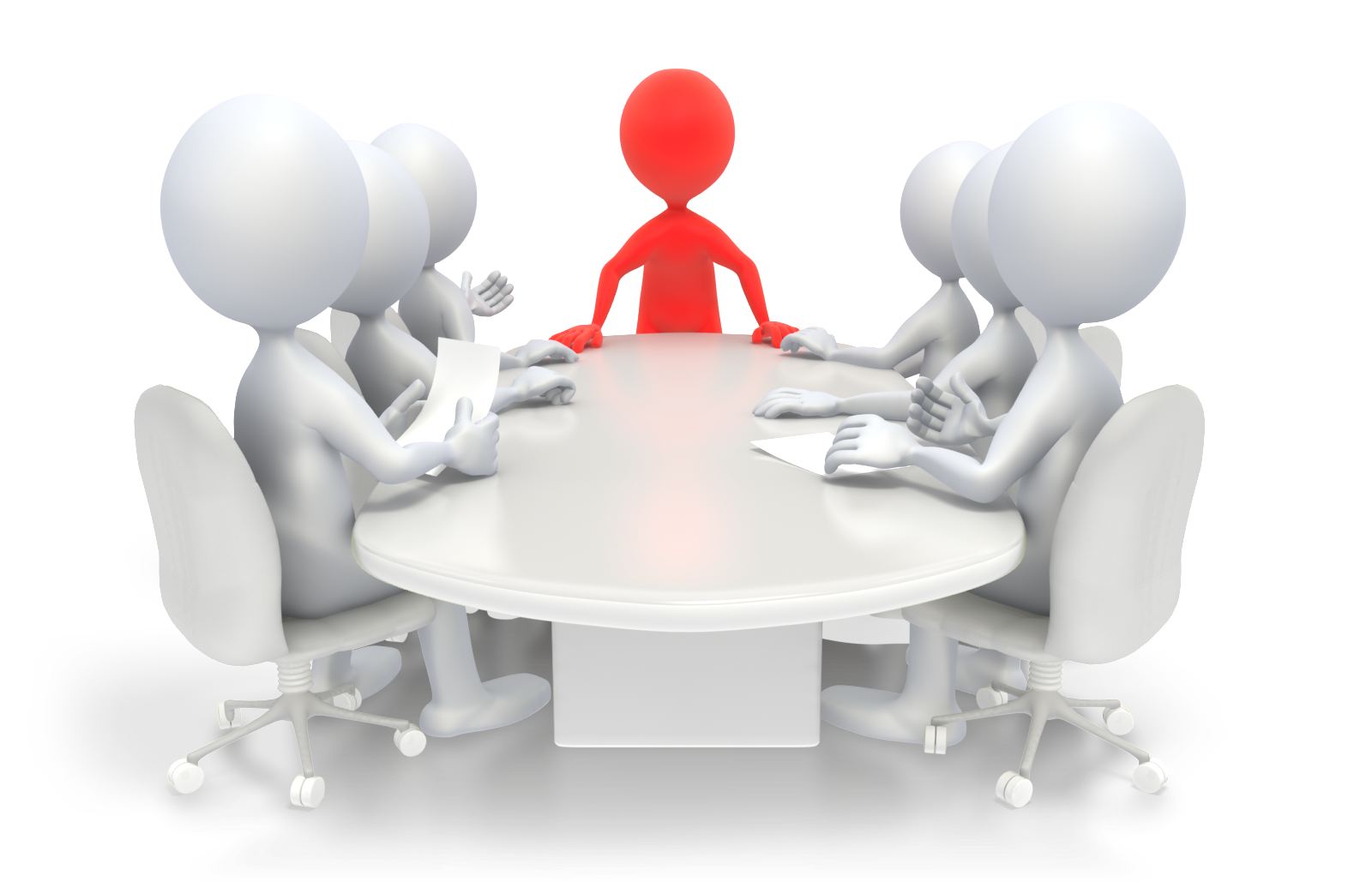 A discussion of the process of leadership in a group