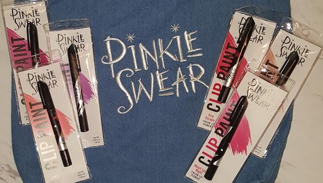 Pinkie Swear Clip Paints