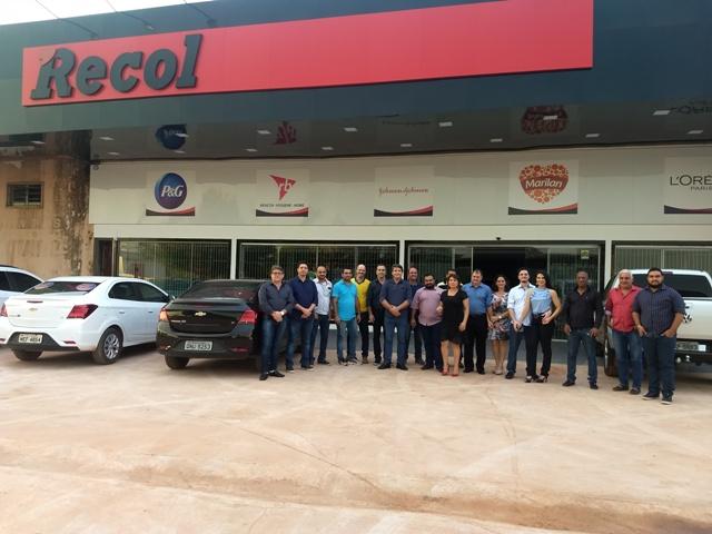 RECOL inaugura Centro de Distribuição em Guajará-Mirim