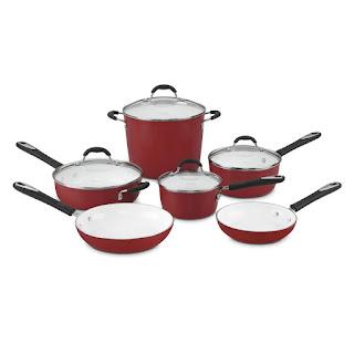 Cuisinart 59-10R Elements Cookware Set