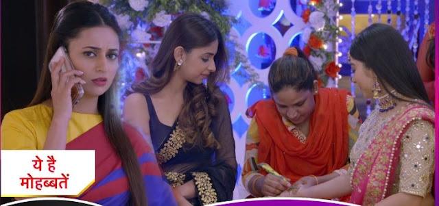 Masterstroke: Shagun Ishita masterstroke to stop Aaliya Yug wedding in Yeh Hai Mohabbatein