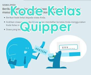 Kode Kelas Quipper