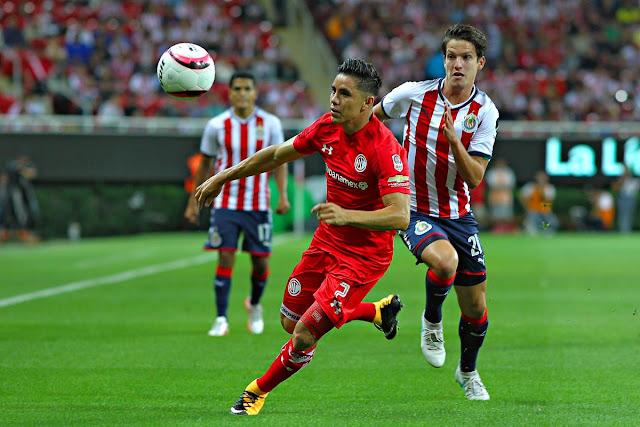 Chivas igualó sin goles ante Toluca
