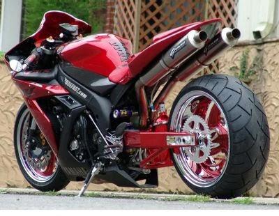 Yamaha Motorbike R1 | Motor Bikes Lovers