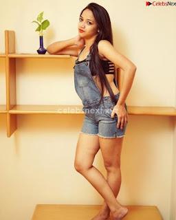 Maya Basu Sizzling Model Actress in Saree ~ .xyz Exclusive Celebrity Pics 006