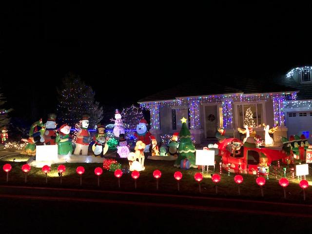 Hidden Valley Christmas Lights