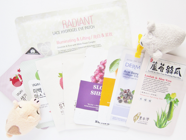 April Mask Maven Unboxing