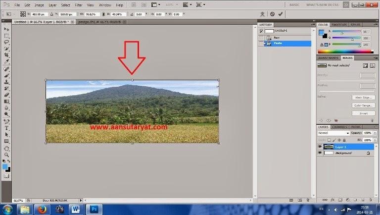 Cara Menentukan Ukuran Foto Sampul Facebook Dengan