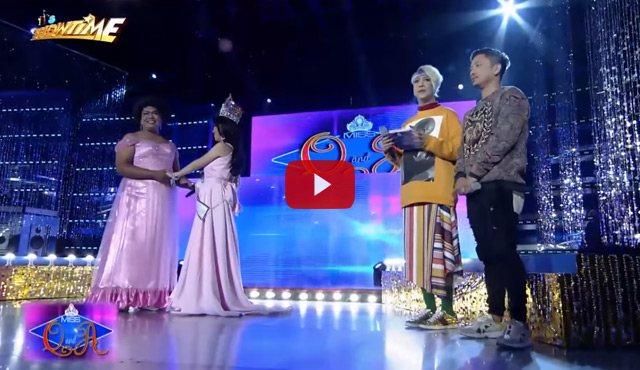 Watch It's Showtime Miss Q and A #ShowtimeShowLove February 12, 2018