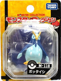 Prinplup Figure Takara Tomy Monster Collection M series