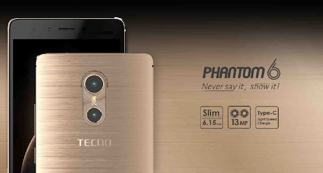 Tecno Phantom 6 Specs & Price in Ghana