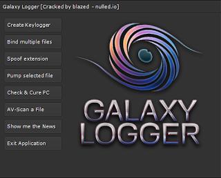 Galaxy Logger Cracked by blazed