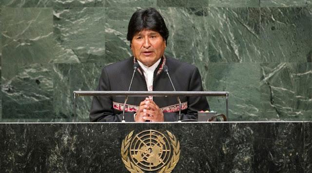 Evo: Bolivia construye una alternativa exitosa al capitalismo