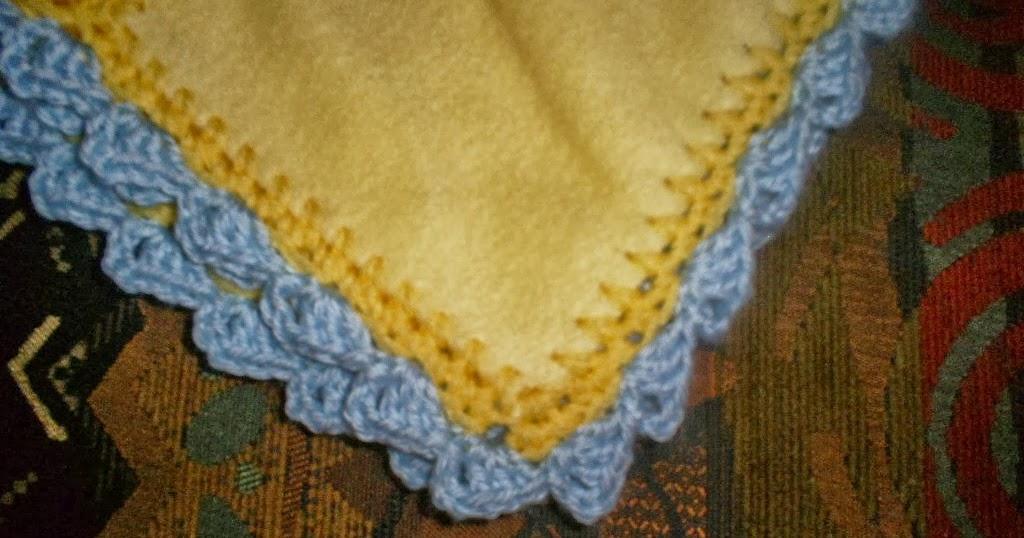 Crochet Forever Prayer Blanket