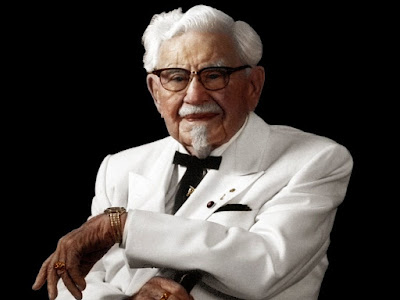 ICON FOR THE WEEK---COLONEL SANDERS