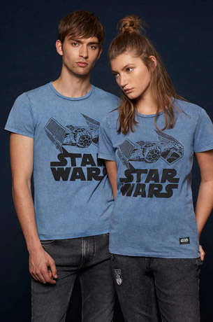 camisetas Star Wars Pepe Jeans