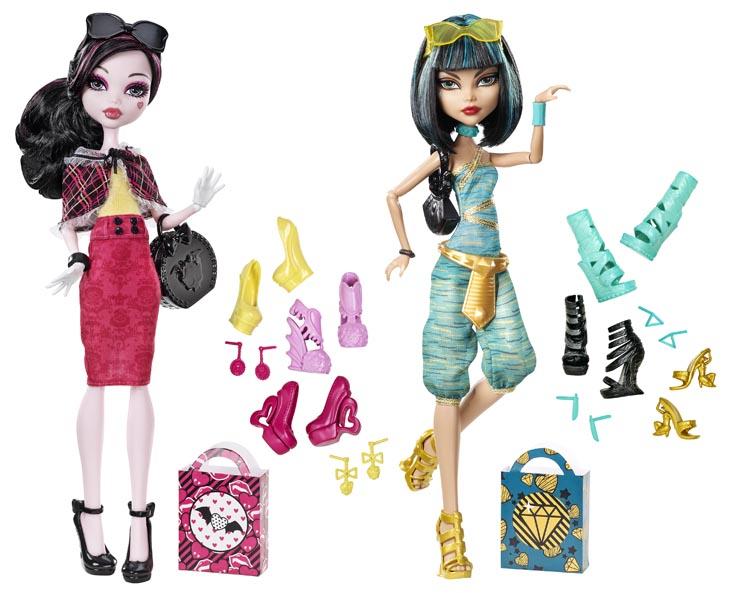 Monster high fashion dolls 86