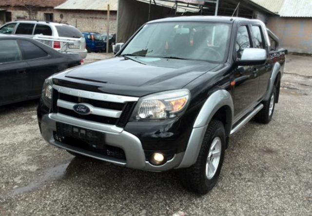FORD RANGER 2.5 TDCI , 143 HP , SEPTEMBER 2010 , 155.000 KLM , ΤΙΜΗ  11900 €