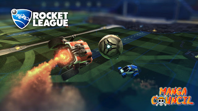 Rocket League Save Game A