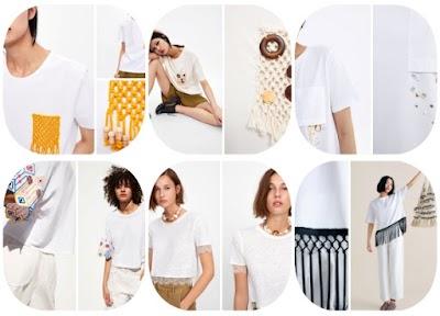 Camisetas de moda tendencias para transformarlas