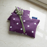 Wheat Warmer - Spotty Grape : £15.00