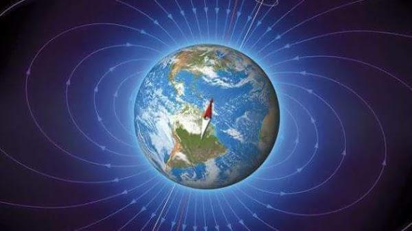 El desplazamiento Del Eje De Rotación De La Tierra Se Acelera Dranaticamente