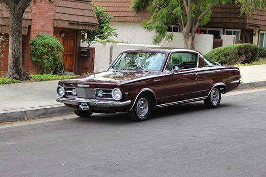 1965 Plymouth Barracuda For Sale Buy American Muscle Car