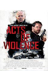 Actos de violencia (2018) BDRip 1080p Español Castellano AC3 5.1 / ingles DTS 5.1
