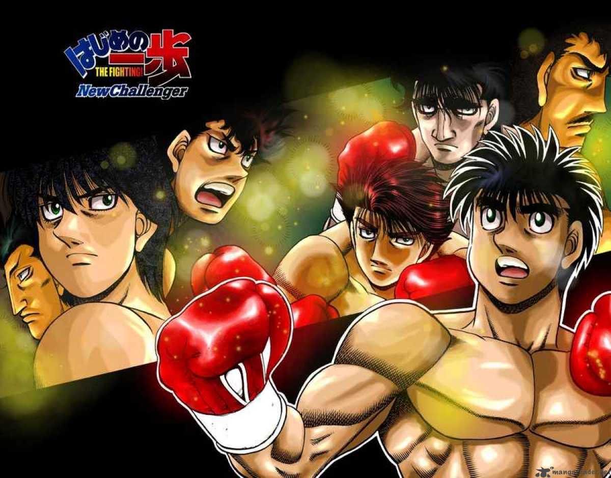 Ver Hajime no Ippo - New Challenger Online