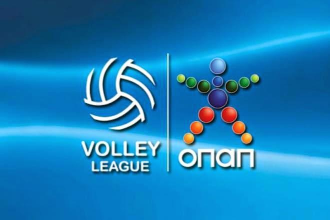 """Στον """"αέρα"""" η Volley League"""