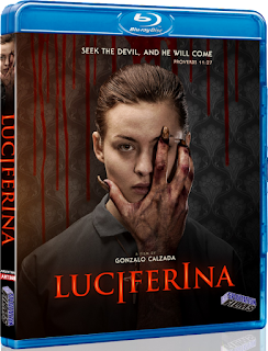 Luciferina Blu-ray
