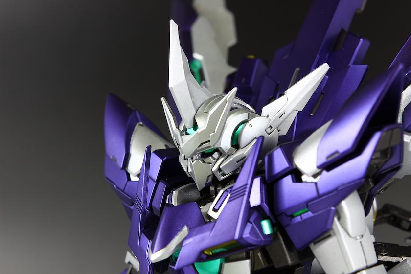 MG 1/100 Gundam Amazing Exia AST