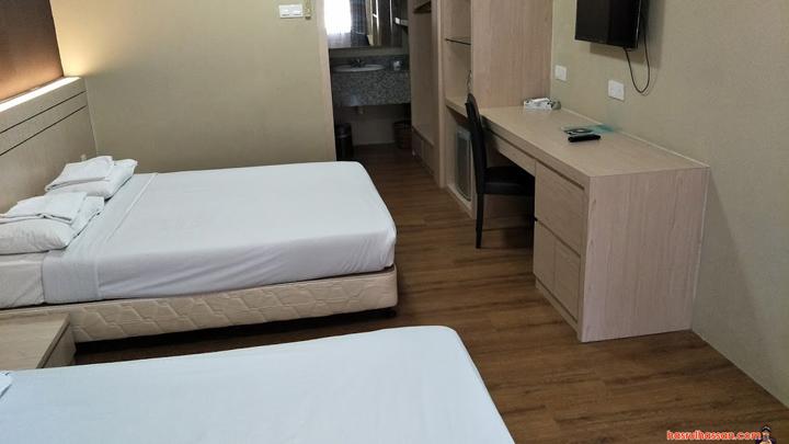 Butiran harga, promosi penginapan Bukit Merah Laketown Resort