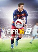 Fifa 16 Cover Art