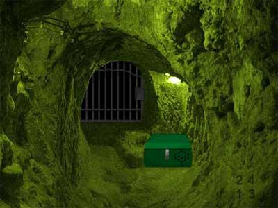 Solucion Gold Tunnel Escape Guia