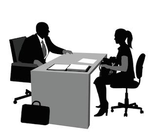 Interview Kerja memiliki tujuan untuk mengetahui kelayakan dari peserta pencari kerja sebelum bergabung di perusahaan lewat pertanyaan-pertanyaan yang diajukan dalam interview kerja. Interview kerja sendiri juga merupakan sebuah proses yang harus dilalui oleh pencari kerja pada umumnya. Interview kerja sendiri untuk di negara Indonesia pada umumnya dilakukan dengan bahasa indonesia, namun ada juga perusahan yang menerapkan interview kerja dengan menggunakan bahasa inggris.  Pada sebuah perusahaan divisi Human Resources Department (HRD) adalah divisi yang tugasnya melakukan interview kerja terhadap peserta interview dengan baik sekaligus bertanggung jawab dalam menyaring pelamar kerja, sehingga karyawan yang lolos/ditditerima nantinya ialah karyawan yang berkualitas.  Ada beberapa penilaian yang digunakan oleh HRD dalam mencari calon karyawan yang berkualitas dan masing-masing HRD pastinya memiliki penilaian sendiri yang sudah disesuaikan dengan posisi lowongan yang dibutuhkan/dicari dan tentunya bukan hanya kemampuan dibidang pekerjaannya saja yang dinilai melainkan kemampuan interpersonal setiap pelamar juga jadi bahan pertimbangan.  Pada umumnya tahapan interview kerja sendiri dilakukan dengan beberapa tahap, pada umumnya proses tersebut dibagi menjadi tiga tahap yaitu :  Interview Kerja dengan HRD  Sebelum bertemu dengan atasan perusahaan, anda harus dapat lolos pada tahap interview kerja ini karena HRD memiliki hak untuk memutuskan apakah anda layak untuk lolos pada tahap ini atau tidak. Tahap ini merupakan tahap yang paling penting bagi para pelamar kerja, sebab disini anda harus menjawab interview kerja dengan baik. Salah satunya  dengan menunjukkan pengetahuan anda kamu terutama pengetahuan mengenai perusahaan yang anda lamar. Jika anda berhasil mencuri perhatian pihak HRD pada tahap ini, maka akan semakin besar kemungkinan anda untuk dipanggil interview kerja pada tahap kedua.  Psikotest  Setelah anda melakukan interview kerja, biasanya HRD akan memberikan p