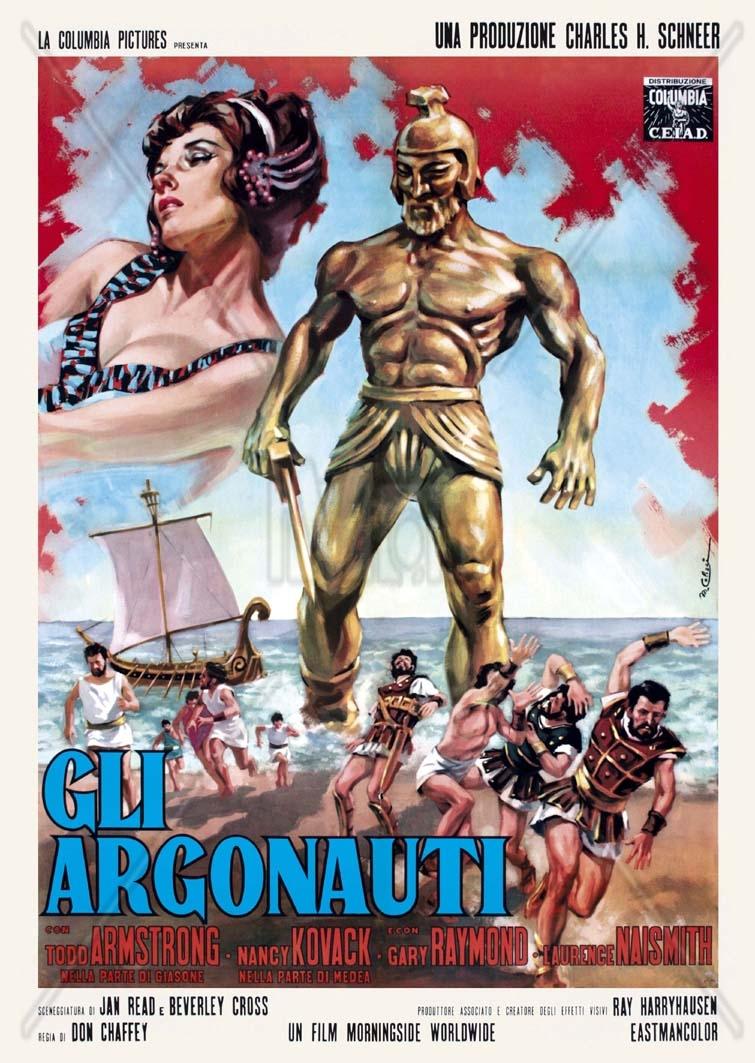 Talos-Ray Harryhausen GIASONE E GLI ARGONAUTI by FURUTA